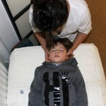 Traitement de l'enfant, Shiatsu